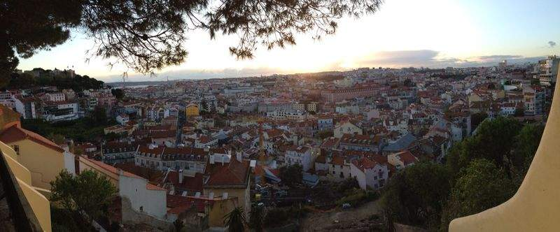 Lisboa ! que vista BOA !!!