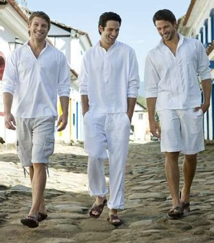 camisa-linho-homens
