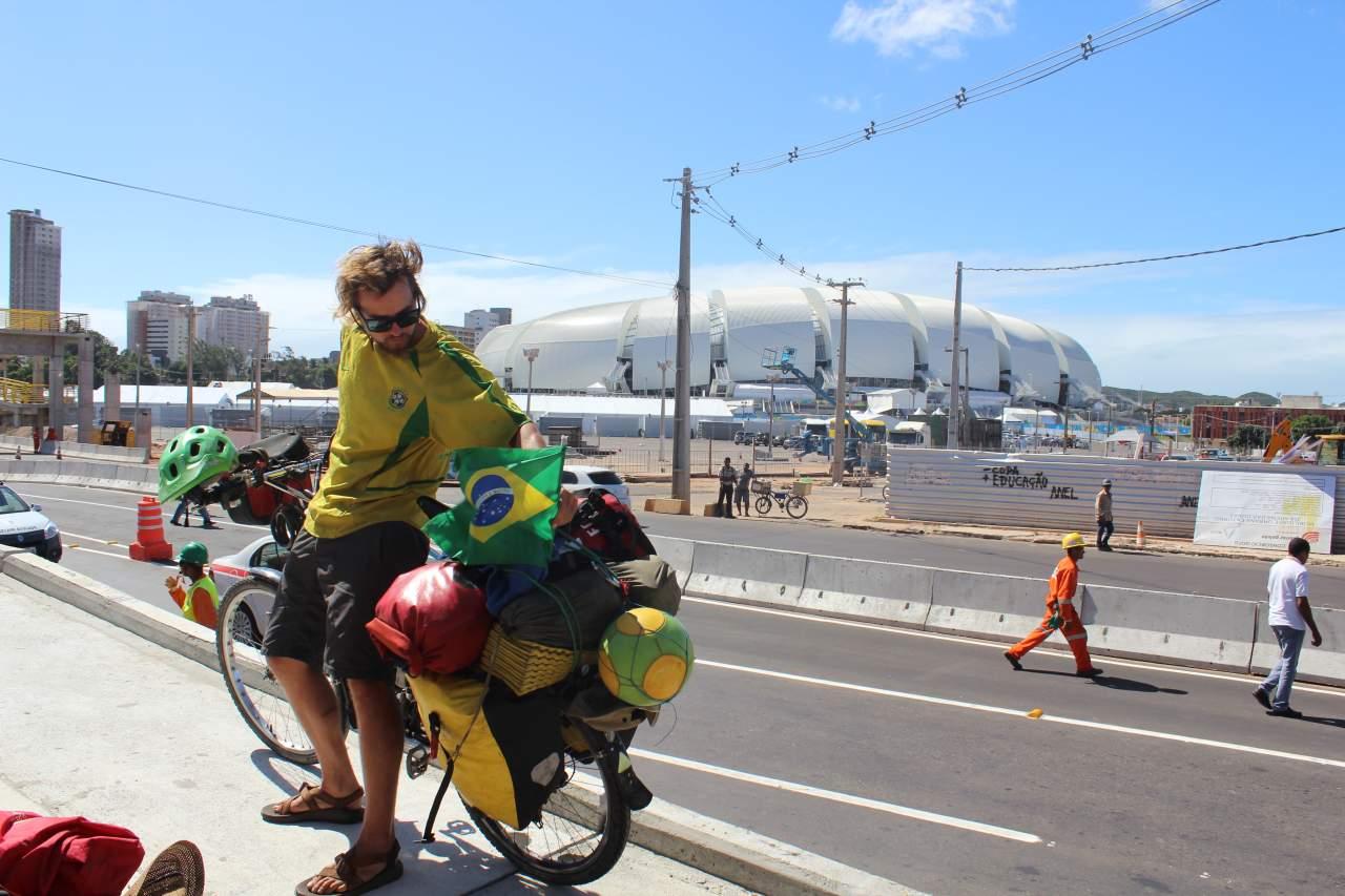 Copa do Mundo de Bike? Viajando Pelo Mundo de Bike e o ...