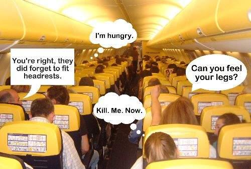 Ryanair passangers flights