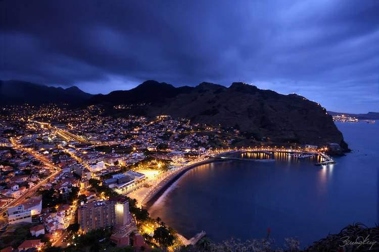 остров мадейра ночной фото неудивительно