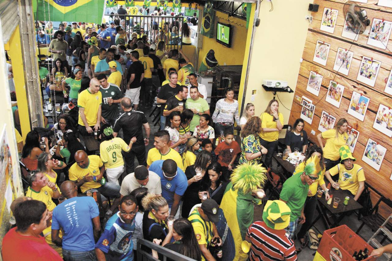 por que estar no brasil durante a copa do mundo 2014