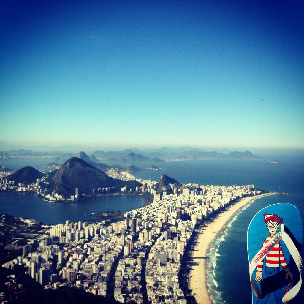 @wallygoes to Morro Dois Irmãos - Rio de Janeio/RJ
