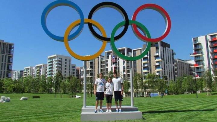juan nos aros olimpicos olimpiadas londres london