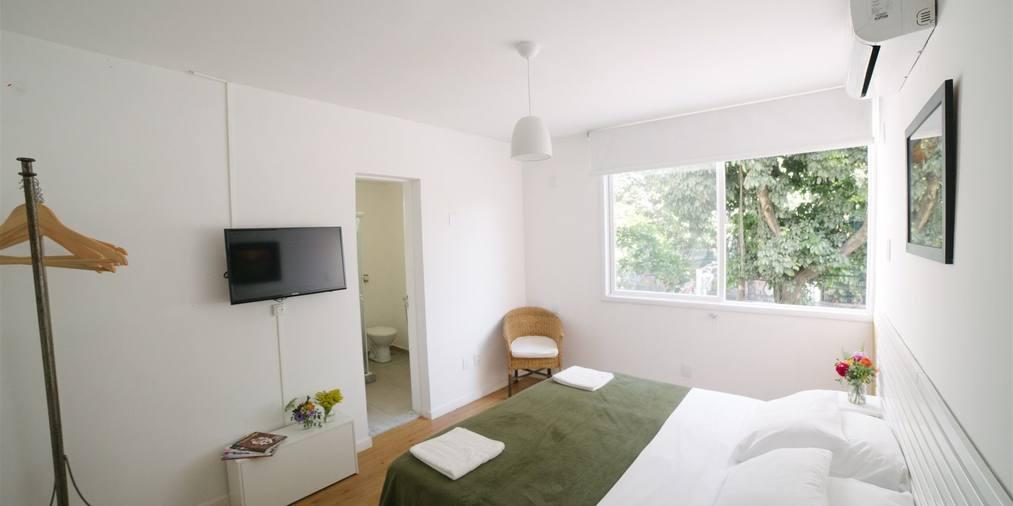 Suite lux rio de janeiro botanic hostel