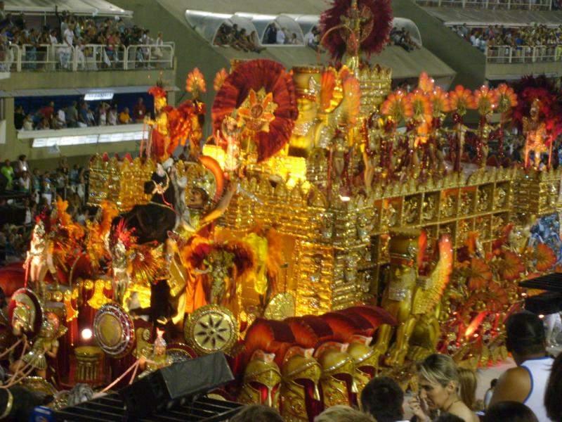 Carnaval Rio de Janeiro e Salvador 2015