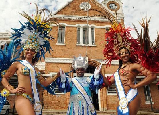 carnaval campinas