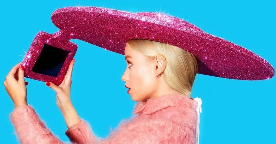 5 selfie virou moda pau