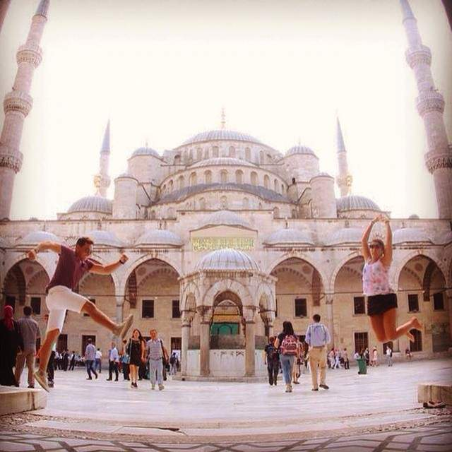 Mesquita Azul Istambul Istanbul turquia