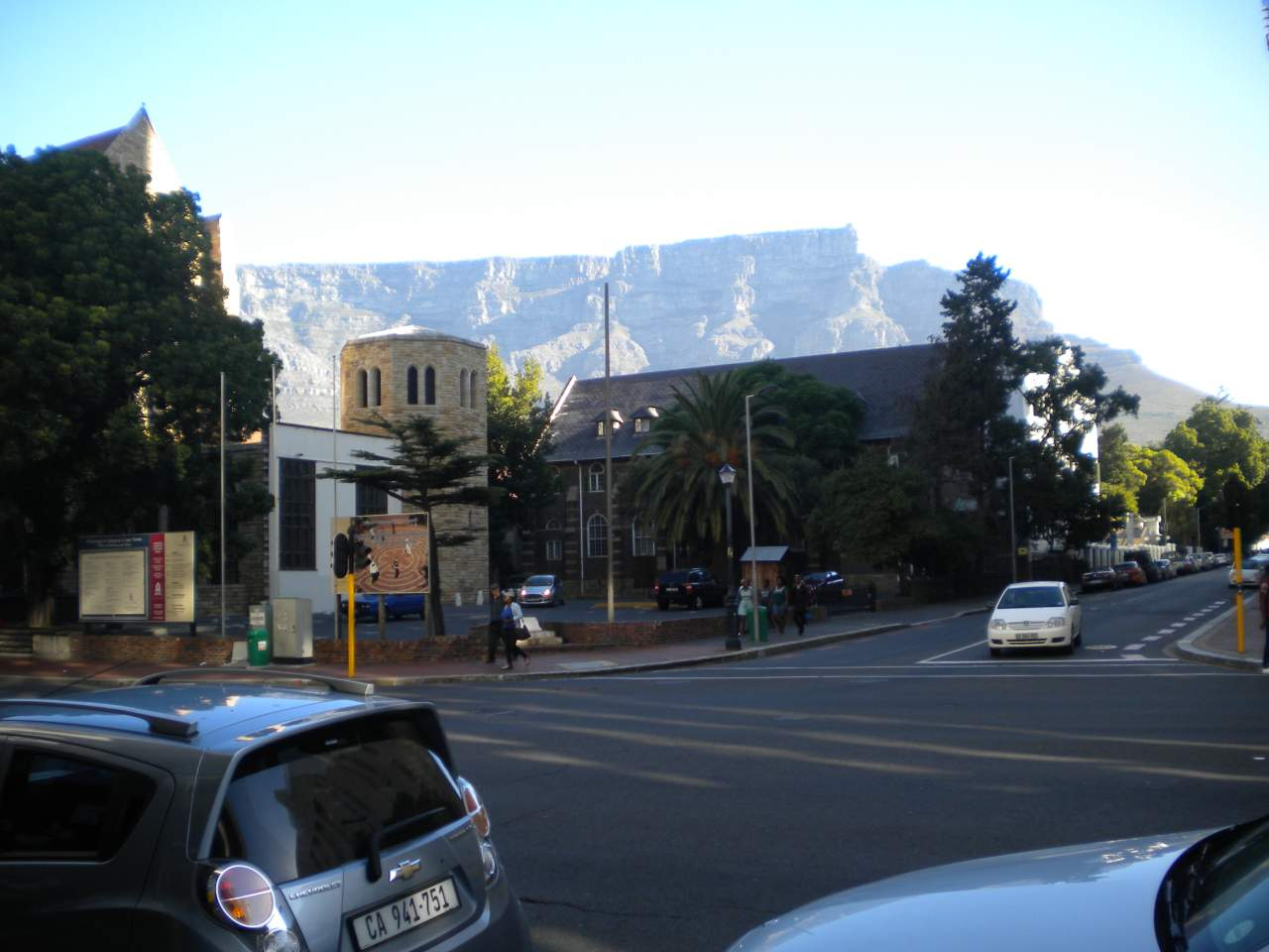Cidade do Cabo Cape Town Africa do sul