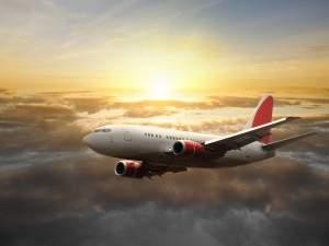 plane-sky-sun