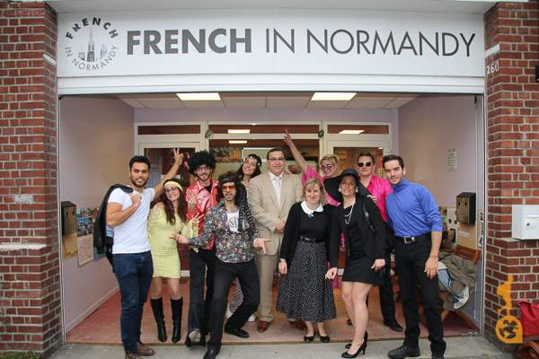 Escola: French in Normandy