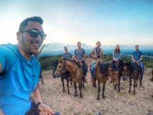 Cavalgada em Mendoza 12