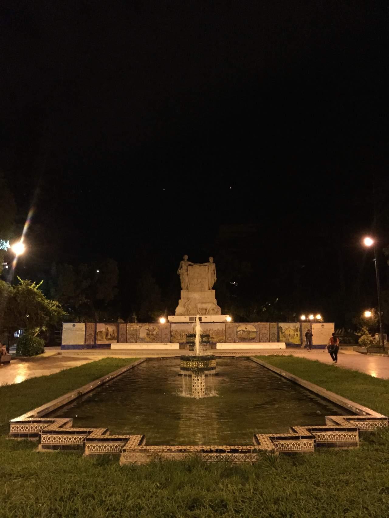 Praças de Mendoza