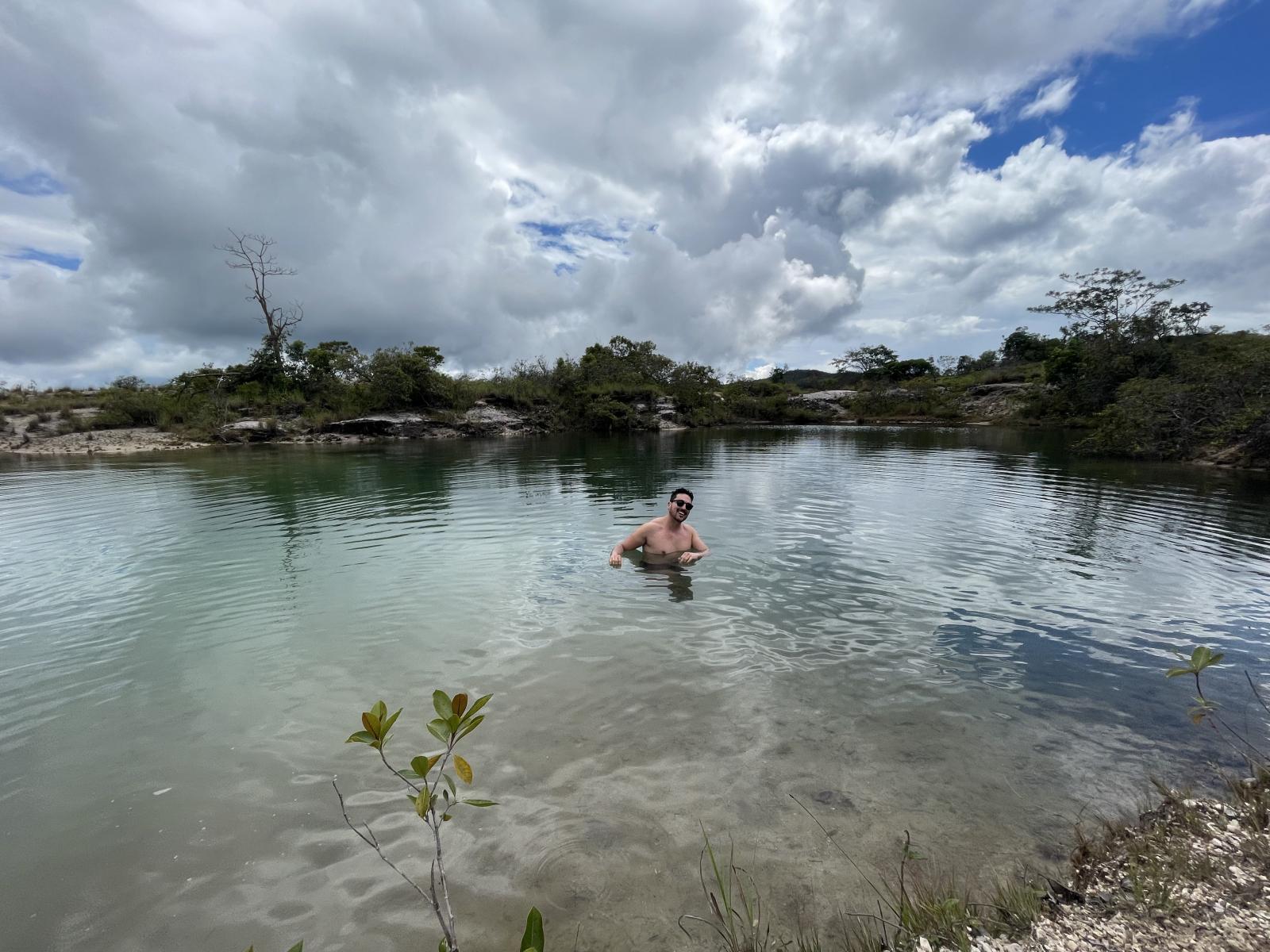 Lagoa-do-Paraíso-Serra-do-Tepequém