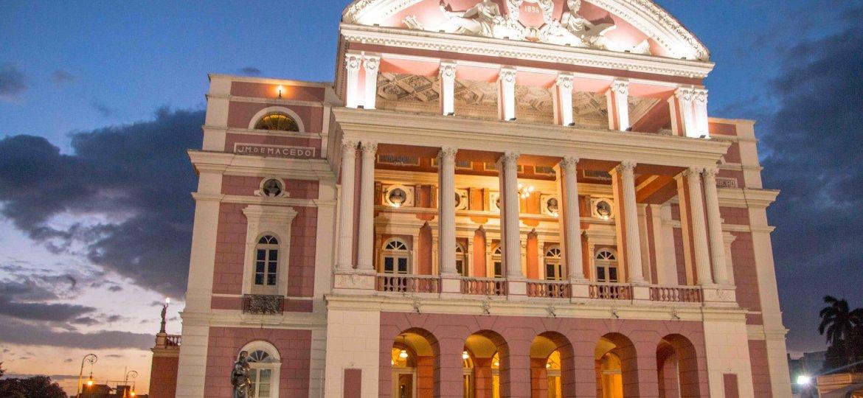 Teatro Amazonas - foto Ana Claudia Jatahy - MTur