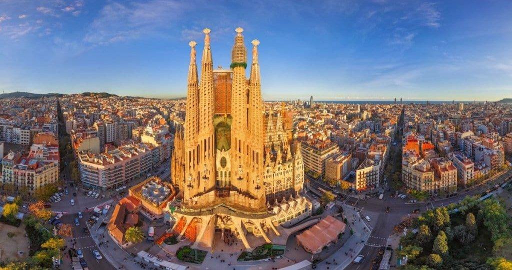 barcelona catedral familia