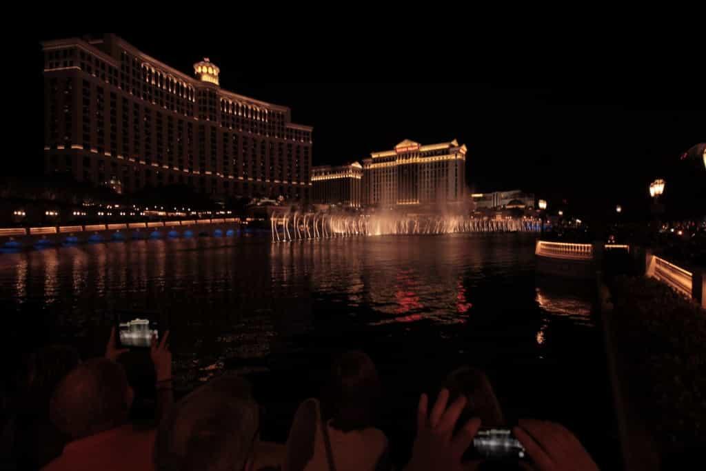 Coisas grátis pra fazer em Las Vegas BELLAGIO