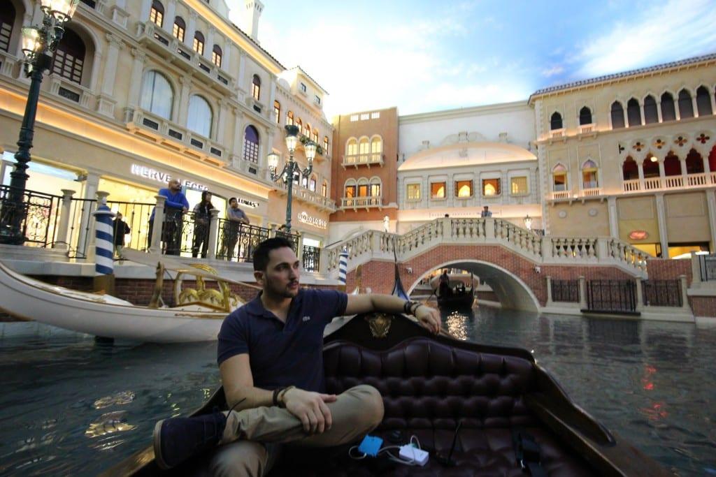 Coisas grátis pra fazer em Las Vegas Venetian 2
