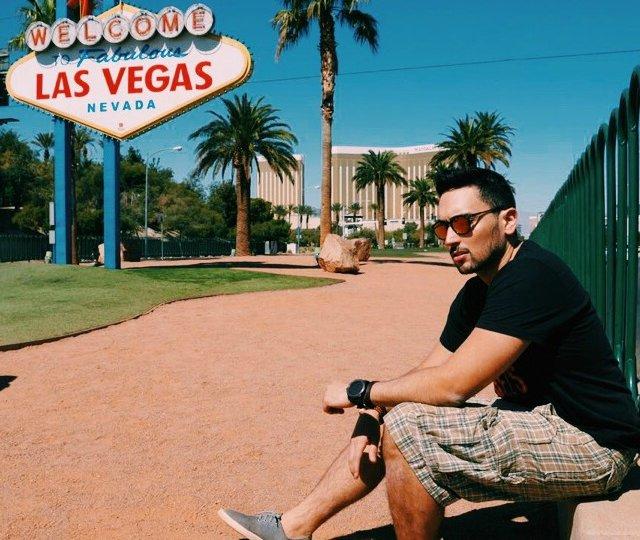 Coisas grátis pra fazer em Las Vegas - las vegas sign