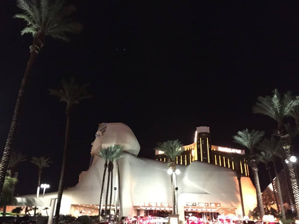Coisas grátis pra fazer em Las Vegas luxor hotel 2