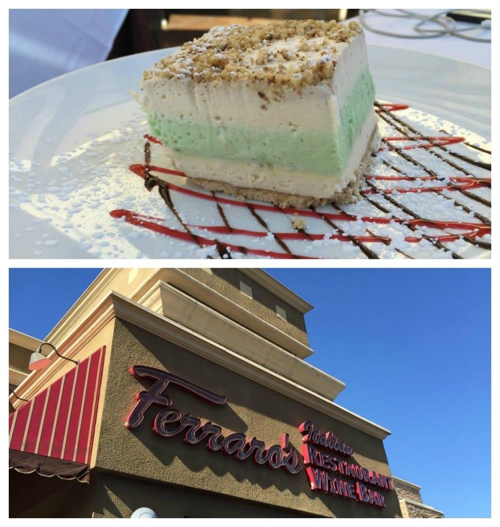 Onde comer em Las Vegas Ferraro´s 2