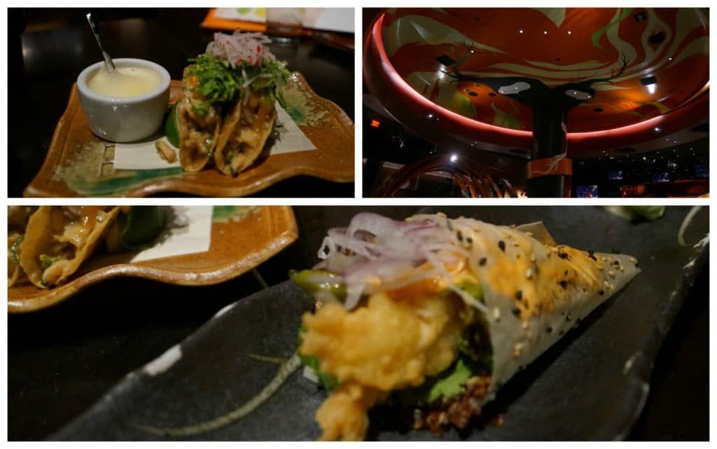 Onde comer em Las Vegas Sushi Samba