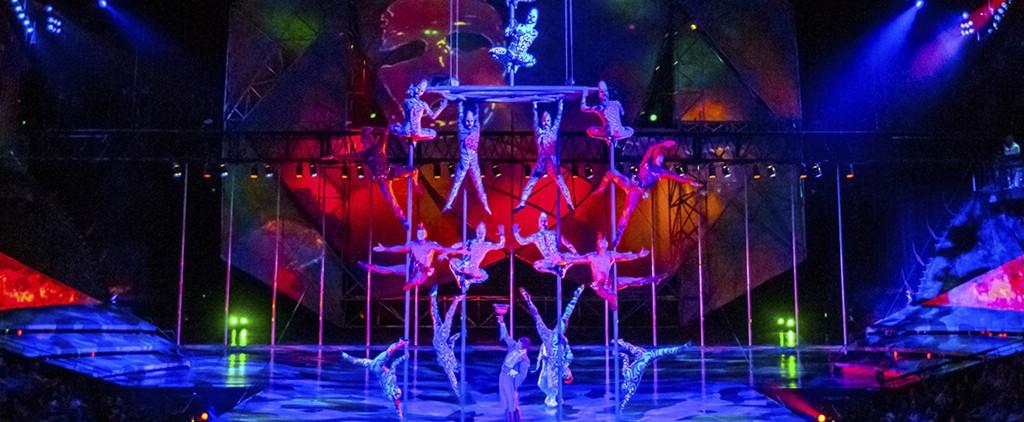Show em las vegas - cirque du soleil mistere 2