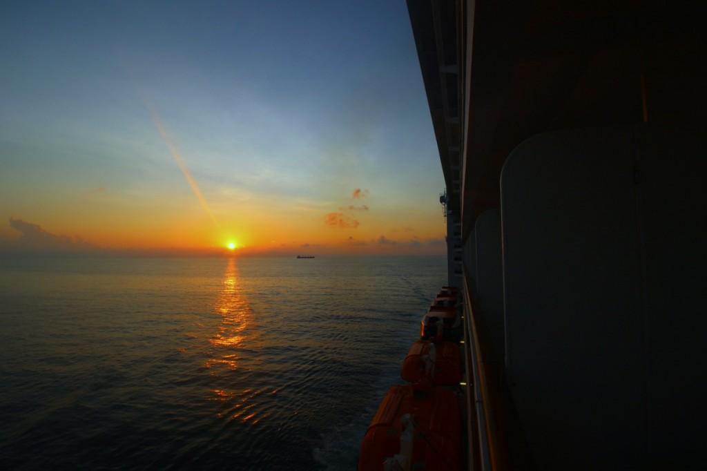 Navio MSC Splendida 8