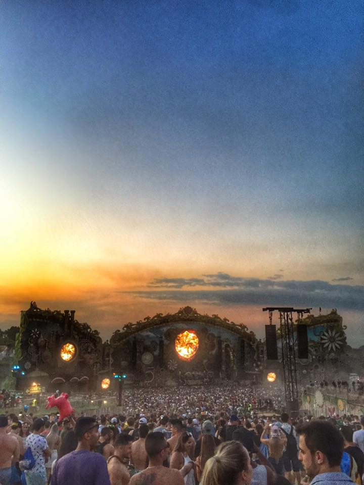 Tomorrowland Brasil Estevam Pelo Mundo Belgica 2