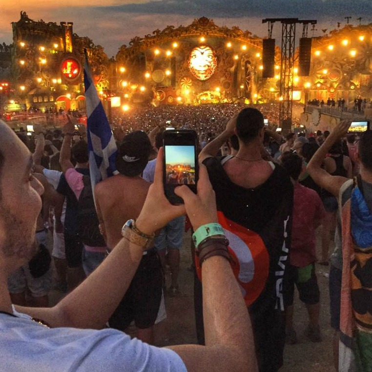 Tomorrowland Brasil Estevam Pelo Mundo Belgica 41