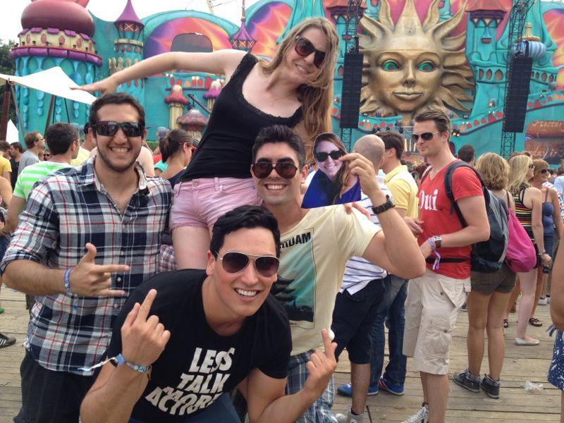 Tomorrowland Brasil Estevam Pelo Mundo Belgica 51