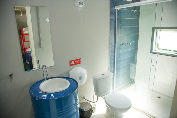 Banheiro do Tetris