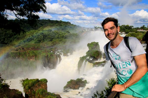 Gusti no Parque Nacional Iguazu