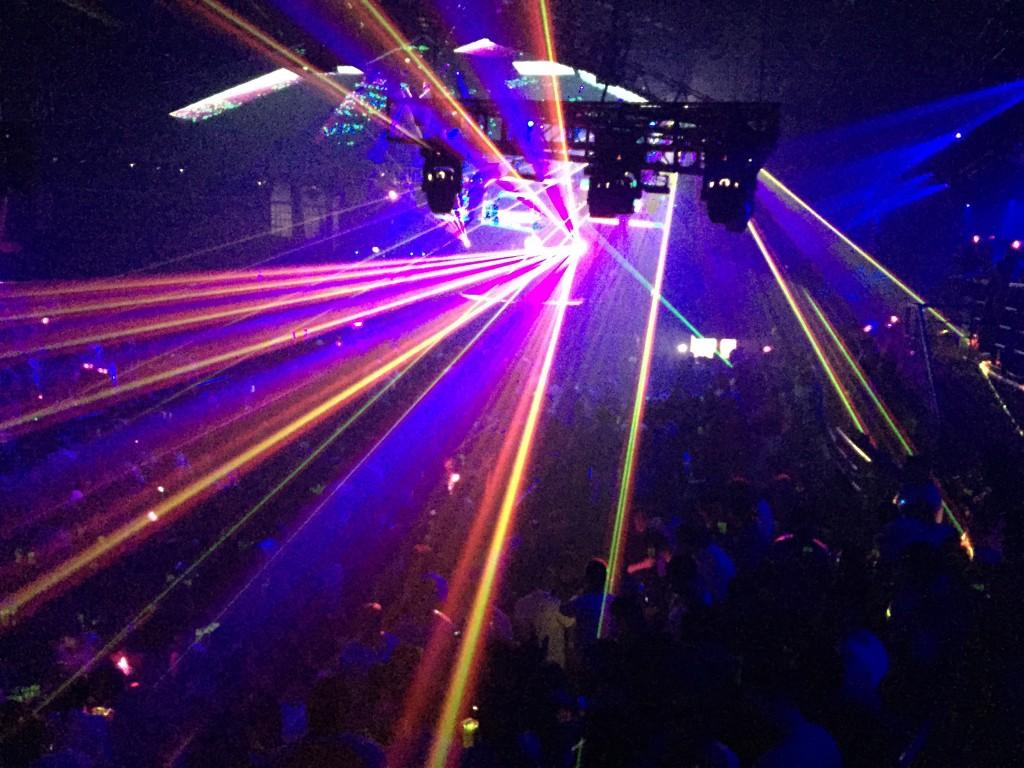 Baladas e festas em Cancun - The City e Coco Bongo