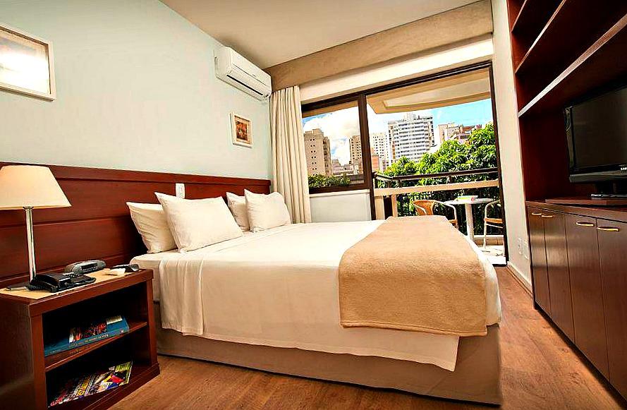 The-Capital-Sao-Paulo-Itaim bem localizado quarto