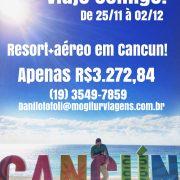 Viajar para Cancun pagando pouco e COMIGO! :)