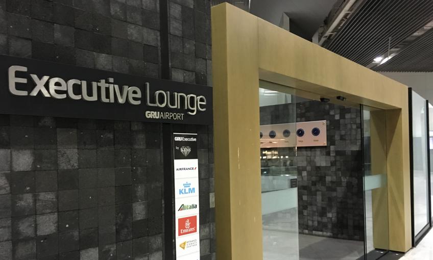 Executive Lounge Guarulhos