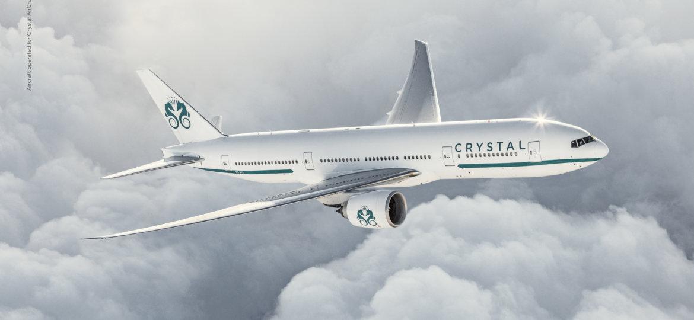 The Peninsula Grand Inaugural Crystal AirCruise