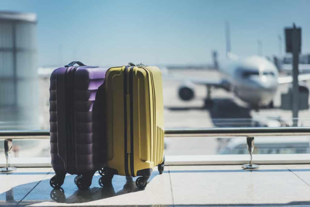 nova regra de franquia de bagagem