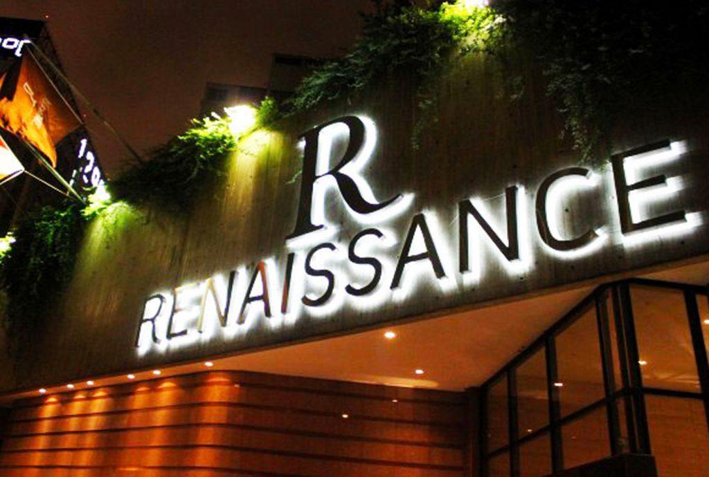 hotel renaissance sp