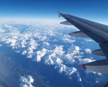 janela avião