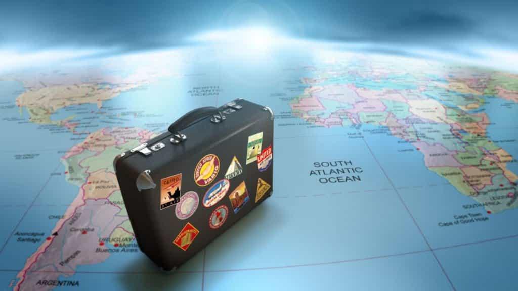 Países abertos para brasileiros viajarem