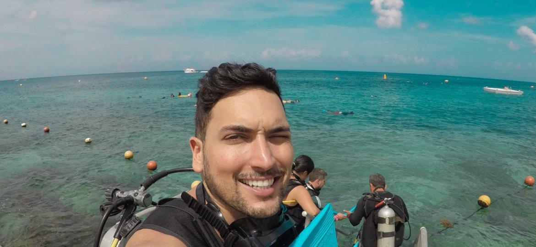 mergulho de cilindro em cozumel cancun mexico o que fazer em playa del carmen