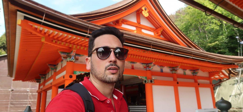 templo kiyomizu no japao kyoto quioto