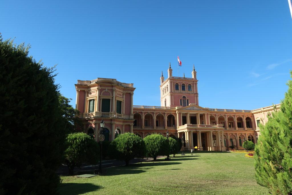 PALACIO DEL GOBIERNO: (Palácio de Los Lopez)