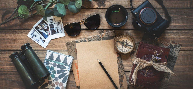 Ideias de presentes para quem gosta de viajar
