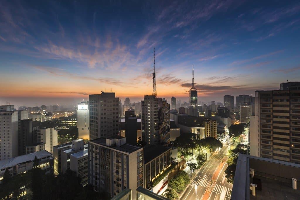 Sesc Paulista é um dos mirantes para visitar em São Paulo