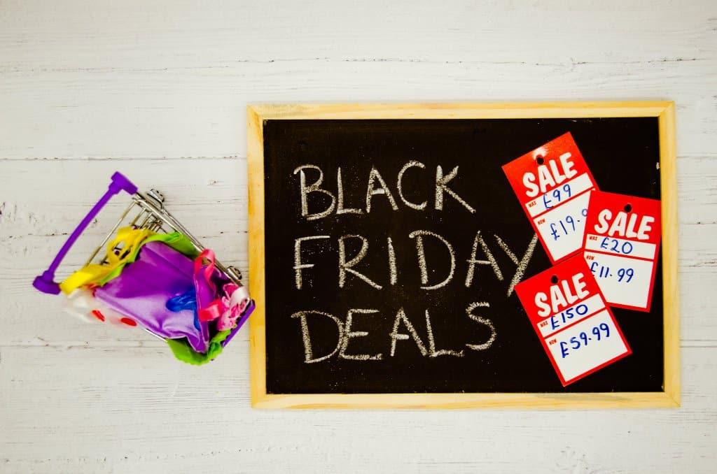 Promoções de viagem da Black Friday