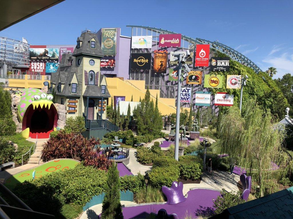 Islands of Adventure é um dos parques de Orlando